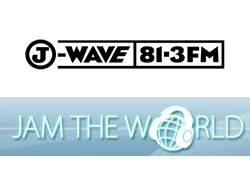 J-WAVE「JAM THE WORLD」